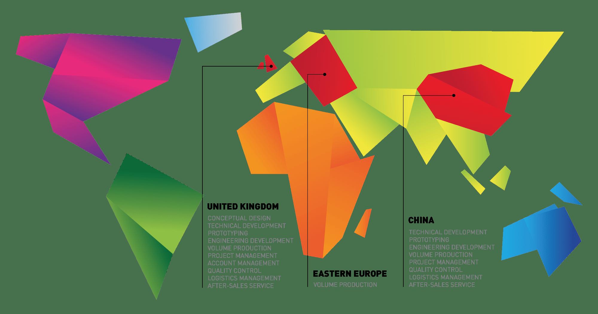 KSF Map