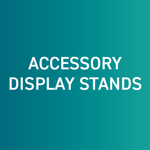 KSF Global Accessory Display Stands