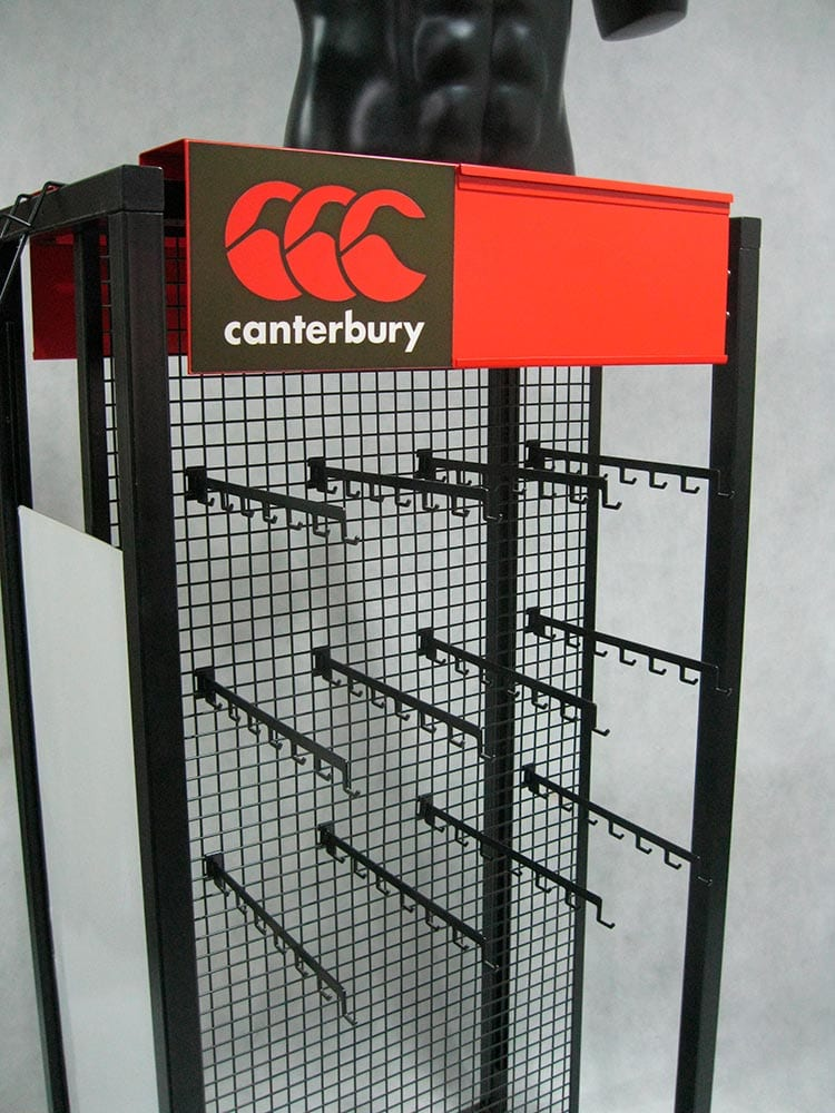 Canterbury Sport Base layer display