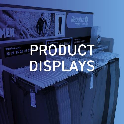 KSF Global Product Displays