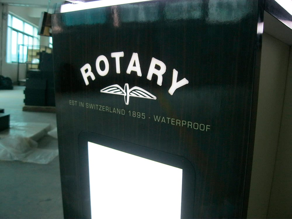KSF Global Rotary