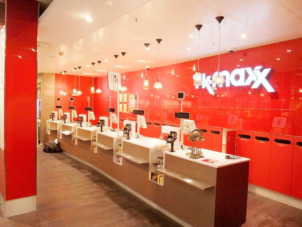 KSF Global TK Maxx TJ Maxx